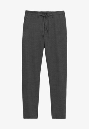 CASUAL FIT - Trousers - grey