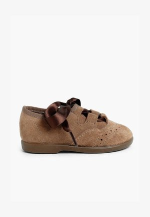 Zapatos de bebé - topo