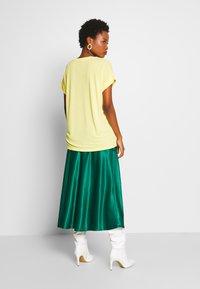 Culture - KAJSA - Camiseta básica - double cream - 0