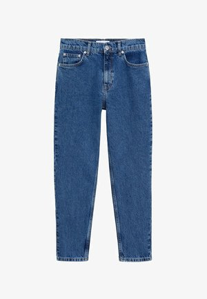 MOM80 - Jean slim - dark blue