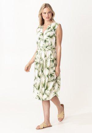 DORY - Day dress - khaki