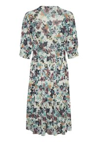Soaked in Luxury - Day dress - vivid floral print white - 6
