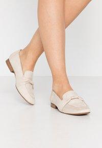 Anna Field - Nazouvací boty - taupe - 0