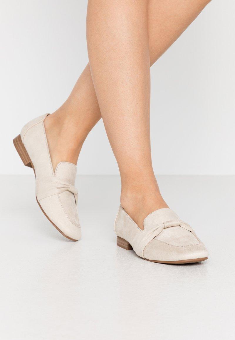 Anna Field - Nazouvací boty - taupe