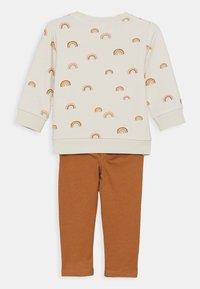 Lindex - RAINBOW SET - Sweatshirt - light beige - 1