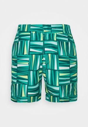 CLASSIC SWIM PALM PRINT - Shorts da mare - pistachio/citron