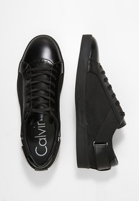 Calvin Klein - ITALO 2 - Baskets basses - black - 1