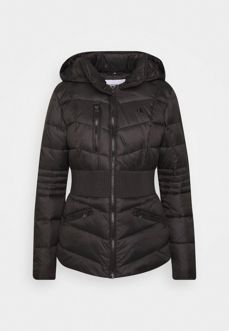 Calvin Klein Jeans - JACKET - Vinterjakke - black