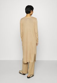 Esprit - LONG - Cardigan - beige - 2
