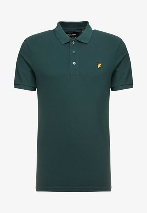 SLIM FIT - Polo shirt - jade green