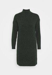 ONLY - ONLMEKIA DRESS  - Strikket kjole - rosin melange - 5