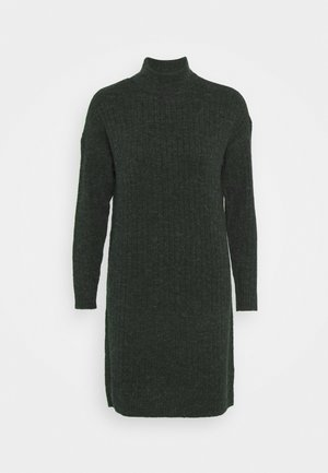 ONLMEKIA DRESS  - Strikket kjole - rosin melange