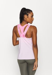 Nike Performance - ELASTKIA - Sports shirt - pink foam/hyper pink - 2
