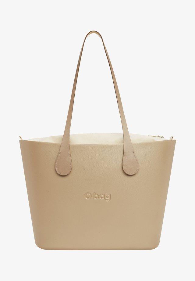 Shopping bag - sabbia