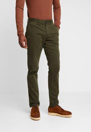 BLEECKER FLEX  - Trousers - olive