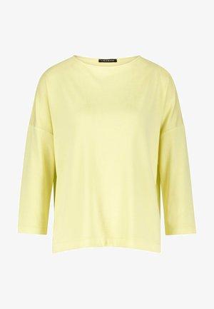Sweatshirt - citron  color