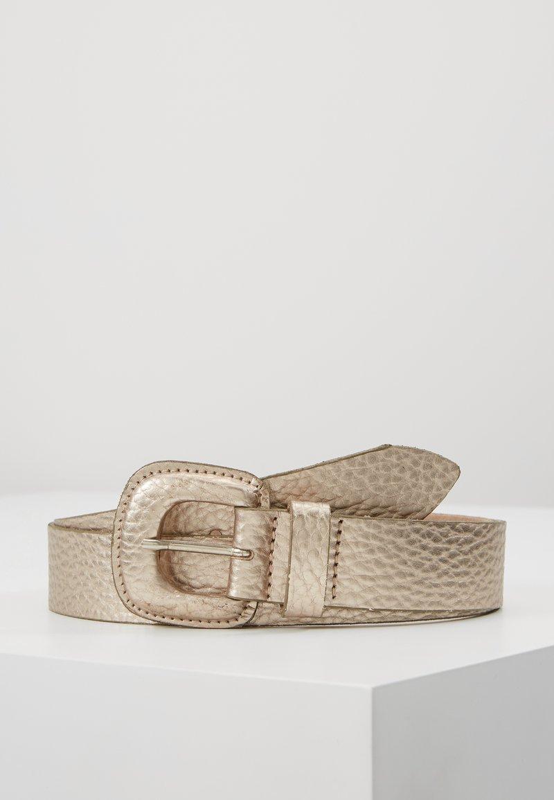 Vanzetti - Belt - platingold