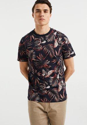 MET DESSIN - T-Shirt print - black