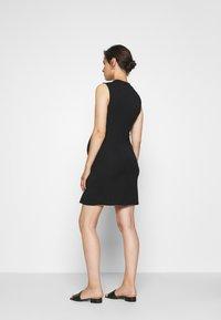 Anna Field MAMA - Shift dress - black - 2