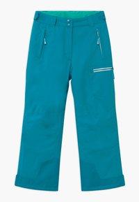 TrollKids - KIDS HALLINGDAL - Snow pants - light petrol/dark mint - 0