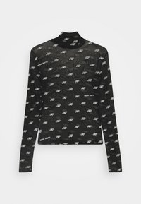 Miss Sixty - Long sleeved top - black/white - 1