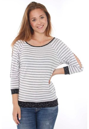 GABRIELE - Long sleeved top - white