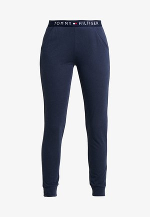 ORIGINAL CUFFED PANT - Pyjama bottoms - navy blazer