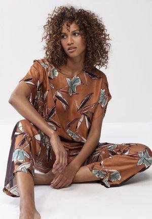 Pyjama top - bronze