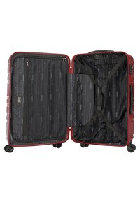 Wittchen - TRAIL STYLE - Wheeled suitcase - red - 4