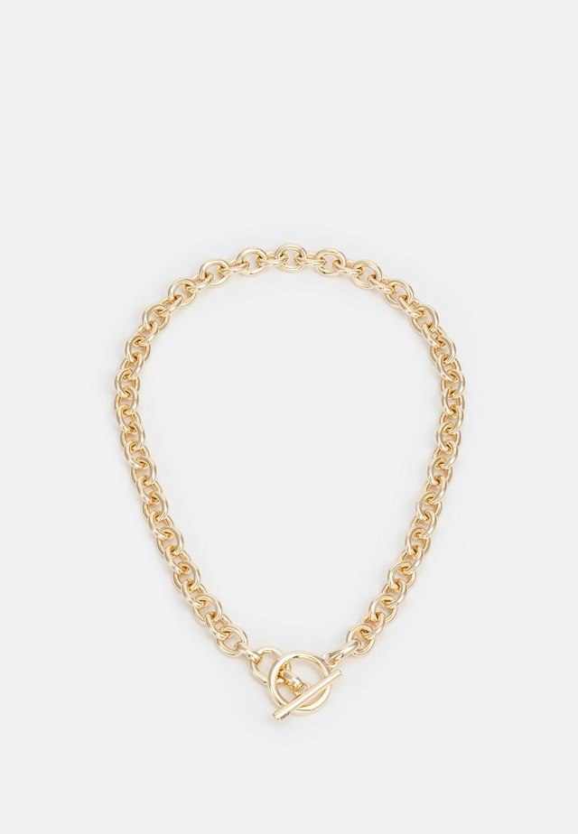 LINK COLLAR - Collier - gold-coloured