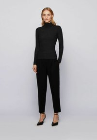 BOSS - FLORENSA - Jumper - black - 1