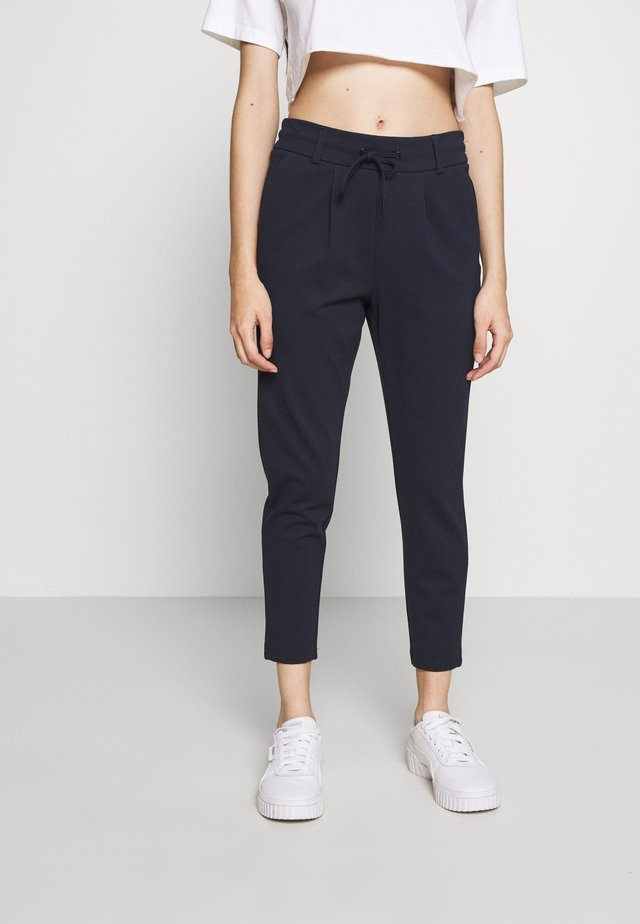ONLPOPTRASH EASY COLOUR PANT - Pantalon classique - night sky