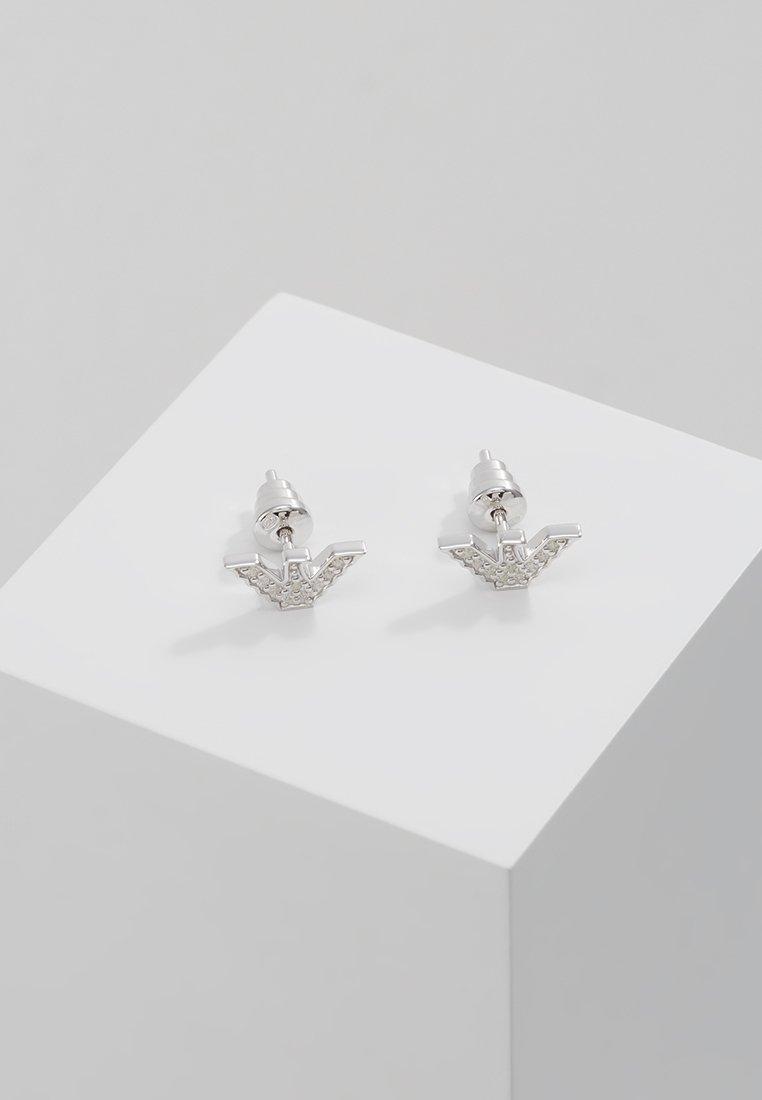 Emporio Armani - Ohrringe - silver-coloured