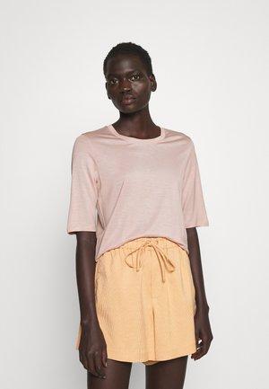 ELENA TEE - Basic T-shirt - frosty rose