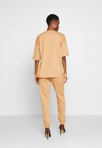 Missguided Tall - EXCLUSIVE SET - Tracksuit - tan - 2