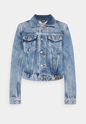 DE-LIMMY - Jeansjakke - denim light blue