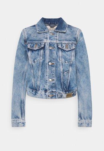 DE-LIMMY - Denim jacket - denim light blue