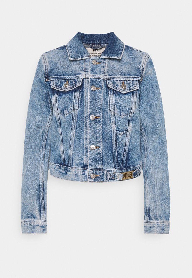 Diesel - DE-LIMMY - Denim jacket - denim light blue
