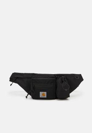 DELTA HIP BAG UNISEX - Bæltetasker - black