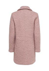 ONLY - Classic coat - burlwood - 6