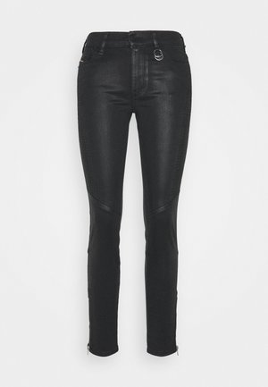SLANDY-BKM - Jeans Skinny Fit - black
