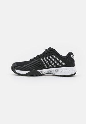 EXPRESS LIGHT 2 HB - Zapatillas de tenis para tierra batida - black/white/silver