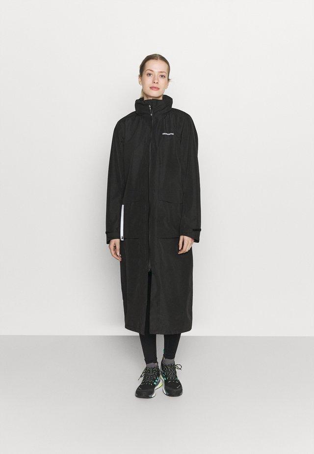 NADJA COAT - Abrigo clásico - black