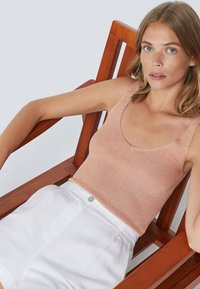 OYSHO - Top - rose - 5
