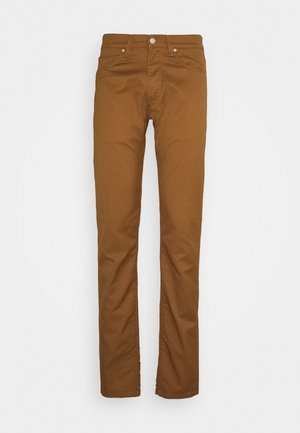VICIOUS PANT LAMAR - Trousers - hamilton brown rinsed