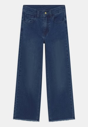 JUNE - Jeans Relaxed Fit - blue denim