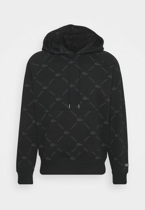 UNISEX - Sweat à capuche - black/black
