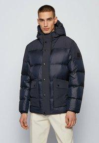 BOSS - DAKIL - Down jacket - dark blue - 0