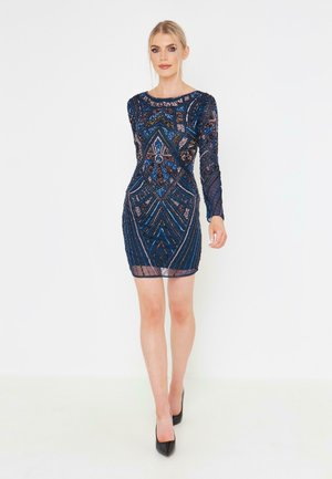 KENNY - Cocktail dress / Party dress - navy