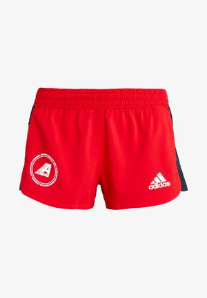SPORT CLIMALITE WORKOUT GRAPHIC SHORTS - kurze Sporthose - scarlet